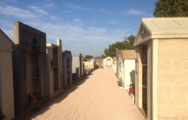 Travaux cimetière neuf