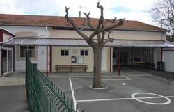 Isolation et verrière école