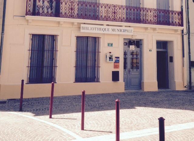 Rénovation façade bibliothèque
