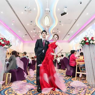 豐原臻愛婚宴會館