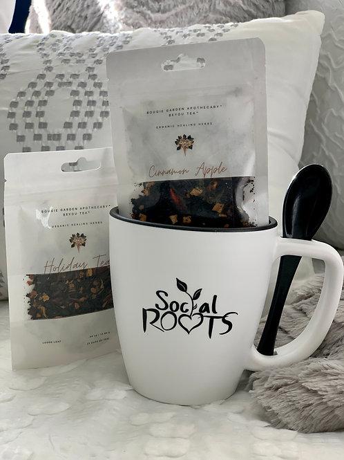 Mug & Organic Tea Set