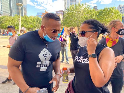 BLM & LGBTQIA March for Justice