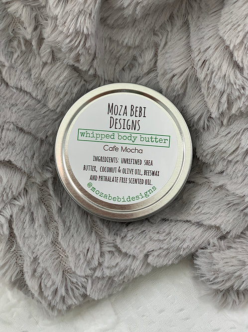 Cafe Mocha Whipped Body Butter