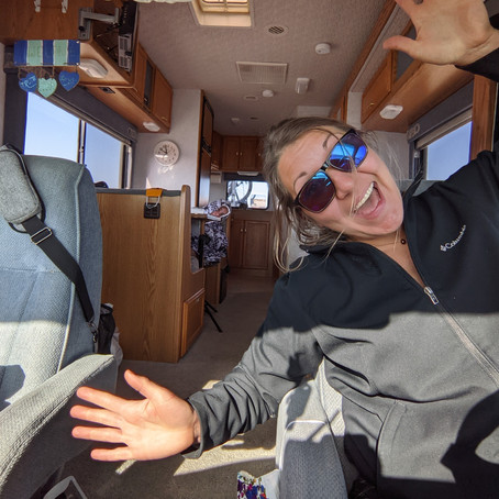 Lessons of an RV Rookie:  Celebrate Every Win