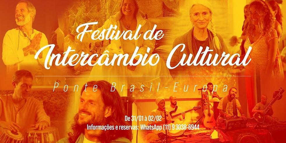 VII Festival de Intercâmbio Cultural Brasil/Europa