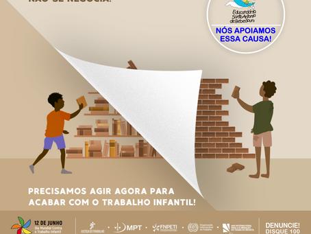 Dia Nacional de Combate ao Trabalho Infantil