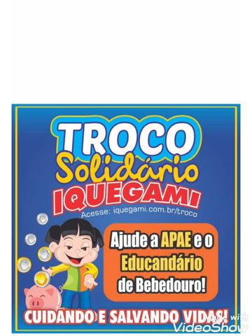 Troco Solidário Iquegami
