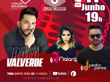 Live no Canal Olhar musical