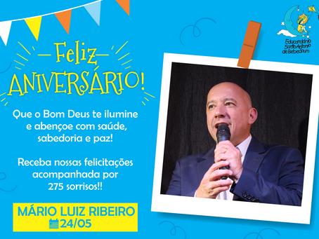 Parabéns, Mário Ribeiro!