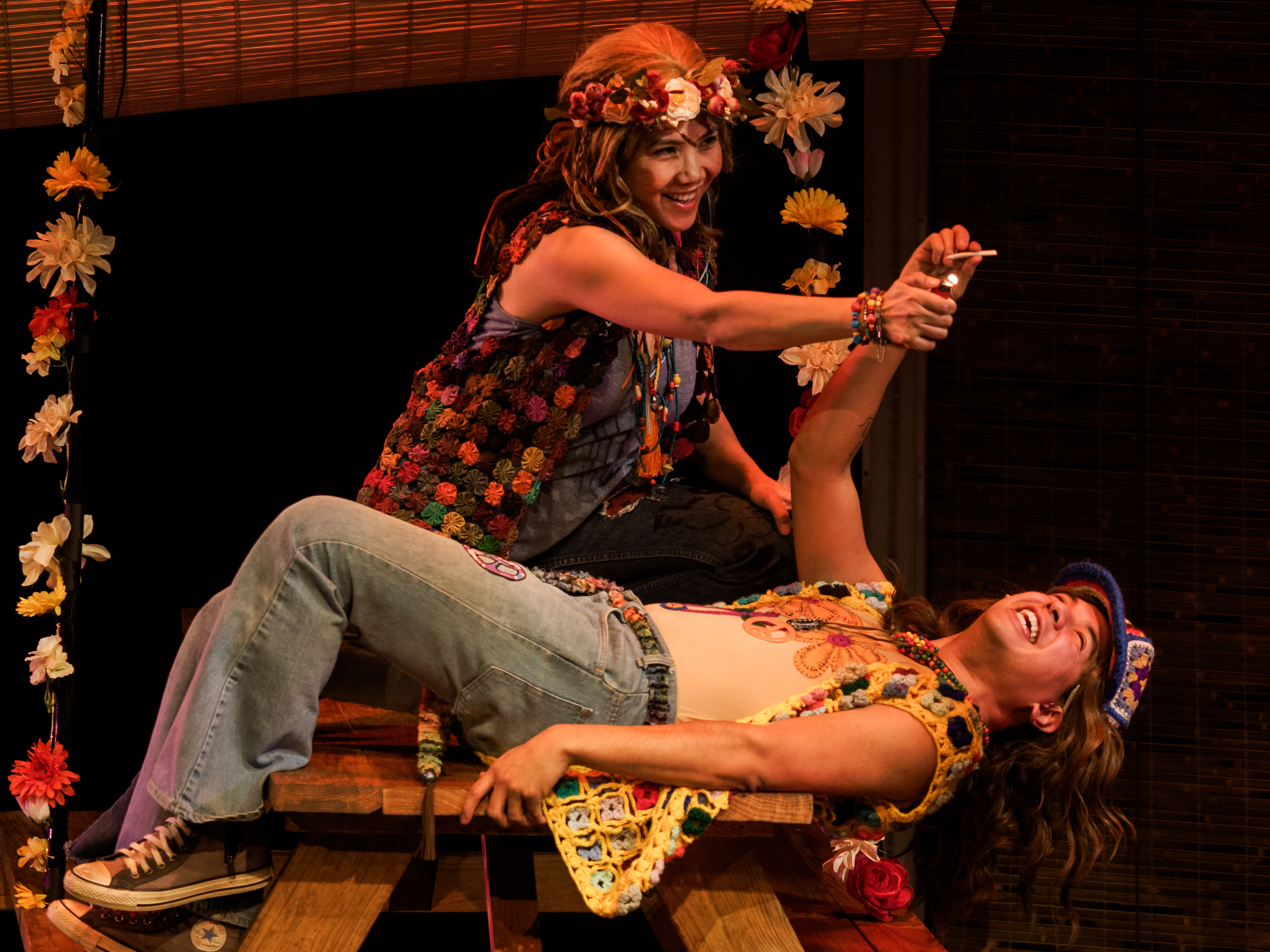 Vietgone - Emy as 'Flower Girl'