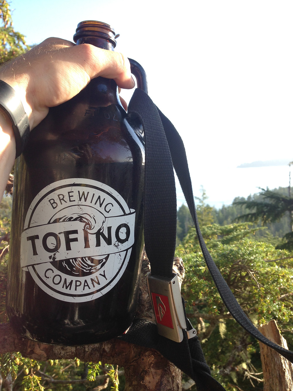 Torino Brewery famous growler