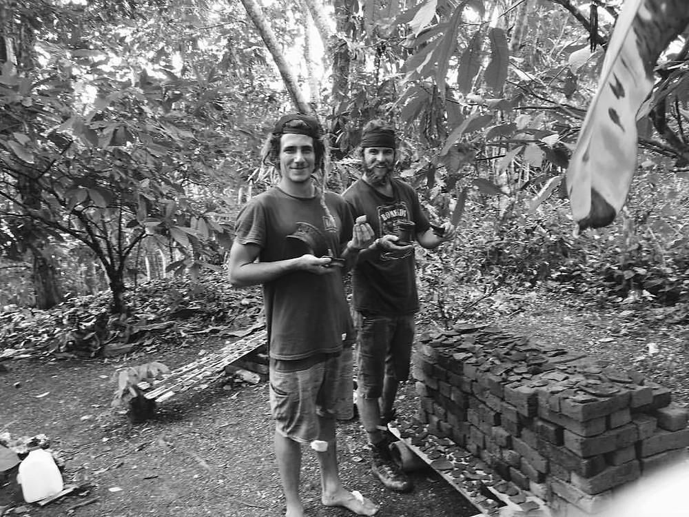 The new generation of Indiana Jones aka The Jungle Boys