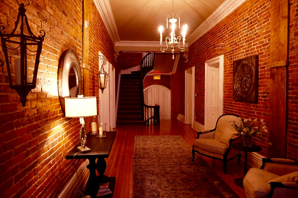 The interior of the Manor Maplewood before opening