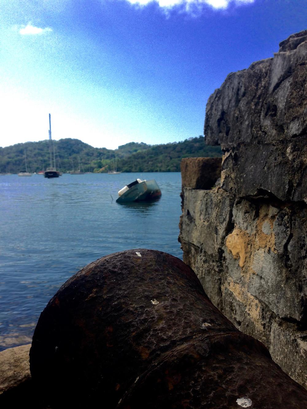 Portobelo seems to be a sinking port...