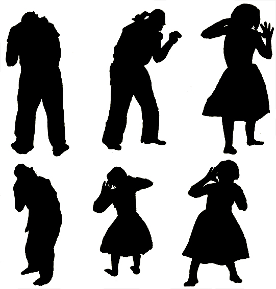 3 Minute Silhouette Studies