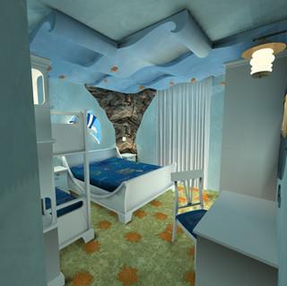 La nostra Camera Ulisse, i vostri bimbi la adoreranno!