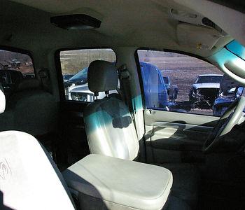 Dodge Ram Cummins Diesel Leather Interior