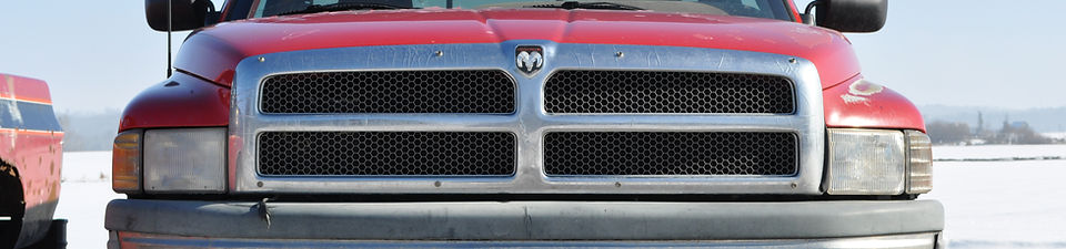 2nd Gen Dodge Diesel Cummins Grille