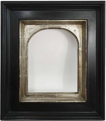 8x10 Vertical Arch Florentine 12k Light Antique
