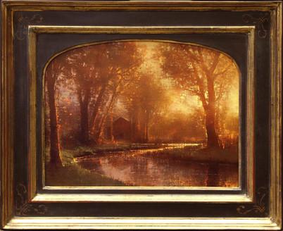 Sundown's Embrace by Brent Cotton