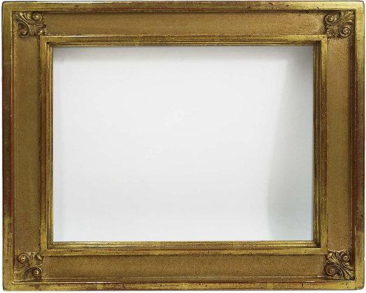 8x10 Louisa Ornate Fluer-di-lis 22k