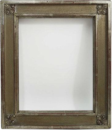 8x10 Louisa Ornate Fluer-di-lis 14k