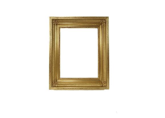 13x17 One of a Kind  Gold Metal Leaf