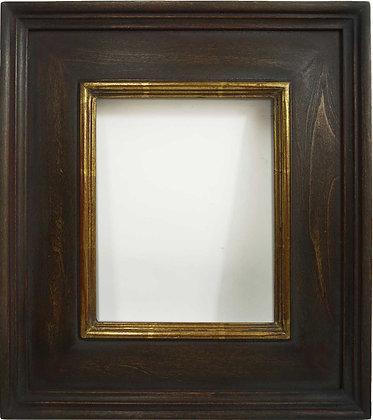 8x10 Flat Panel Wood Tone 22k