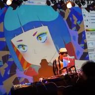 Digital Live Paint