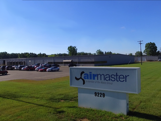 Airmaster Invests in Growth, Announces New Headquarters Location and Brand Identity