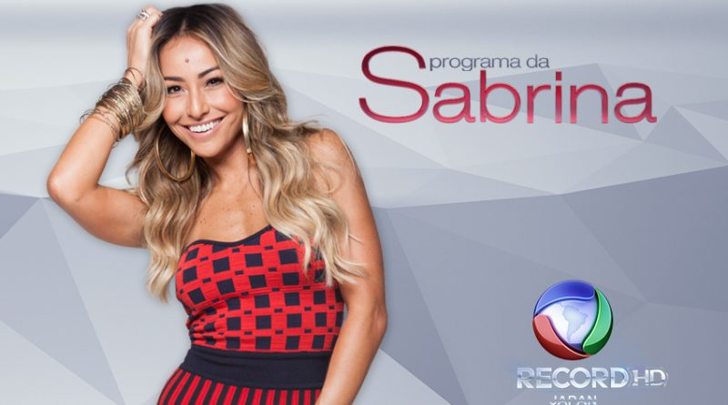 PROGRAMA DA SABRINA | RECORD