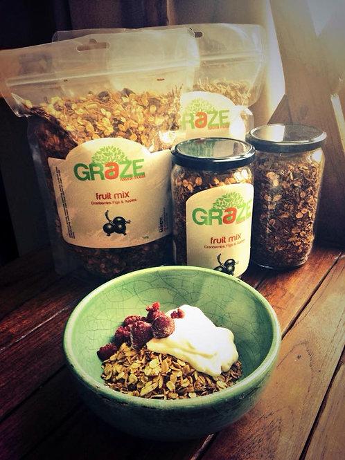 Graze Muesli, Nut or Fruit Mix 700g