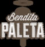 BENDITA PALETA LOGO