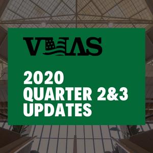 News | Q2, Q3 2020