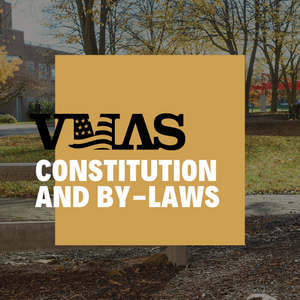 VMAS Constitution and By-Laws