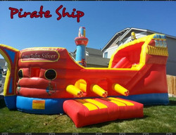 Pirate Ship 3 yrs or younger
