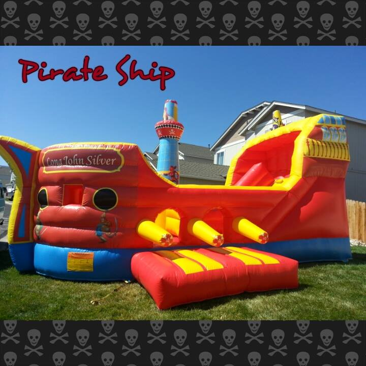 k.u.b. pirate ship