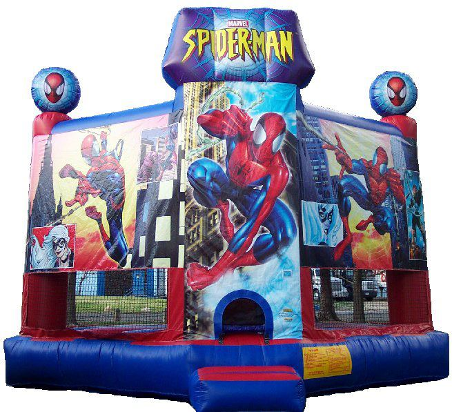 k.u.b. spiderman clubhouse