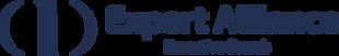 Logo long Expert Alliance bleu marine (2