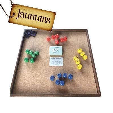 6 JAUTRIE - spēle: jautrībai, veiklībai
