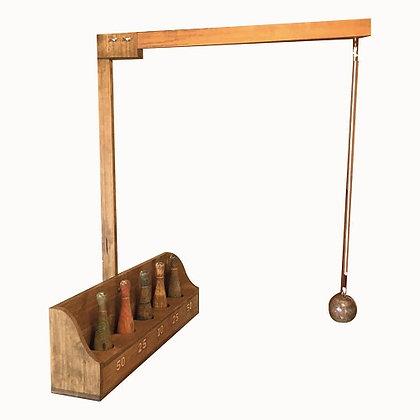 GAISA BOULINGS (5 ķegļi) - veiklībai, punktu iegūšana