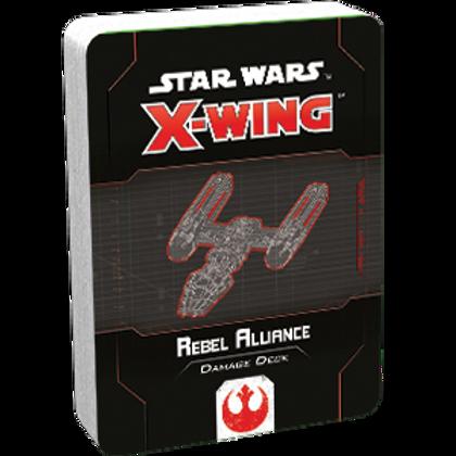 Rebel Alliance Damage Deck