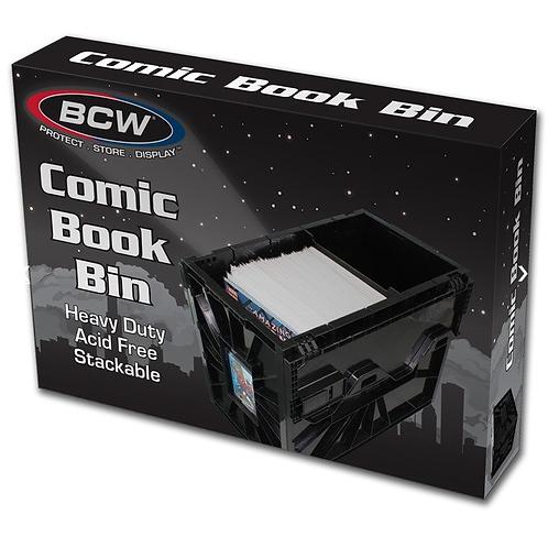 BCW Comic Book Bin Short
