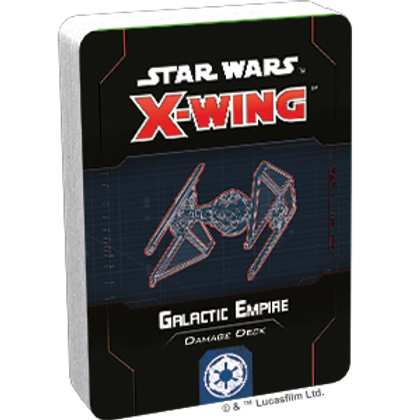 Galactic Empire Damage Deck
