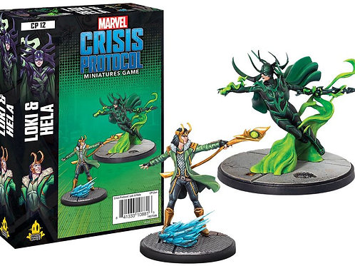 Marvel Crisis Protocol - Starlord Expansion