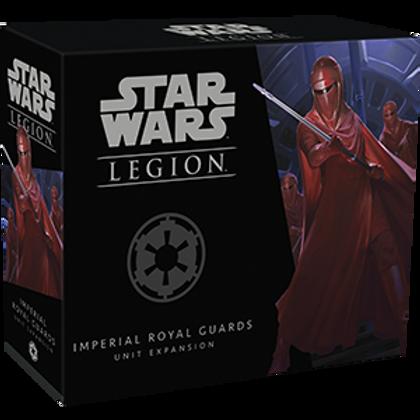 Imperial Royal Guard Unit Expansion