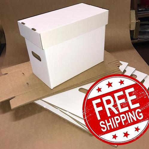 Comic Short Box - 5 pack