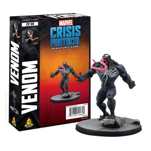 Marvel Crisis Protocol - Venom Expansion