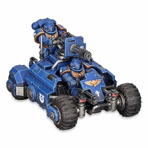 SPACE MARINES PRIMARIS INVADER ATV