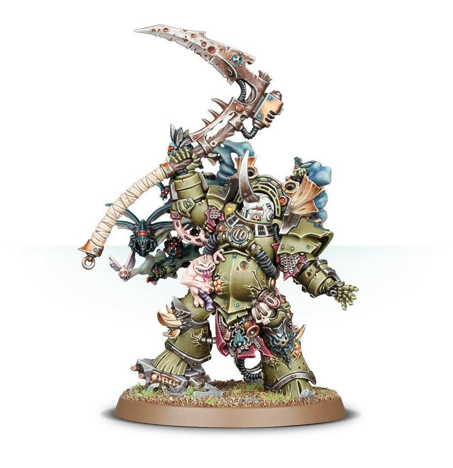 Typhus - Herald of the Plague God